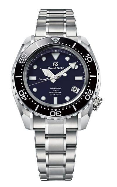 Grand Seiko: 60th Anniversary Limited Edition Professional Diver's 600M