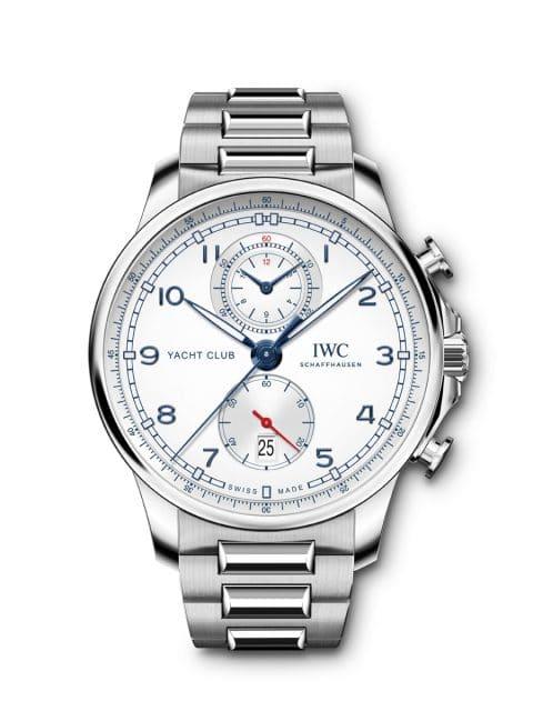IWC: Portugieser Yacht Club Chronograph mit dem Kaliber 89361