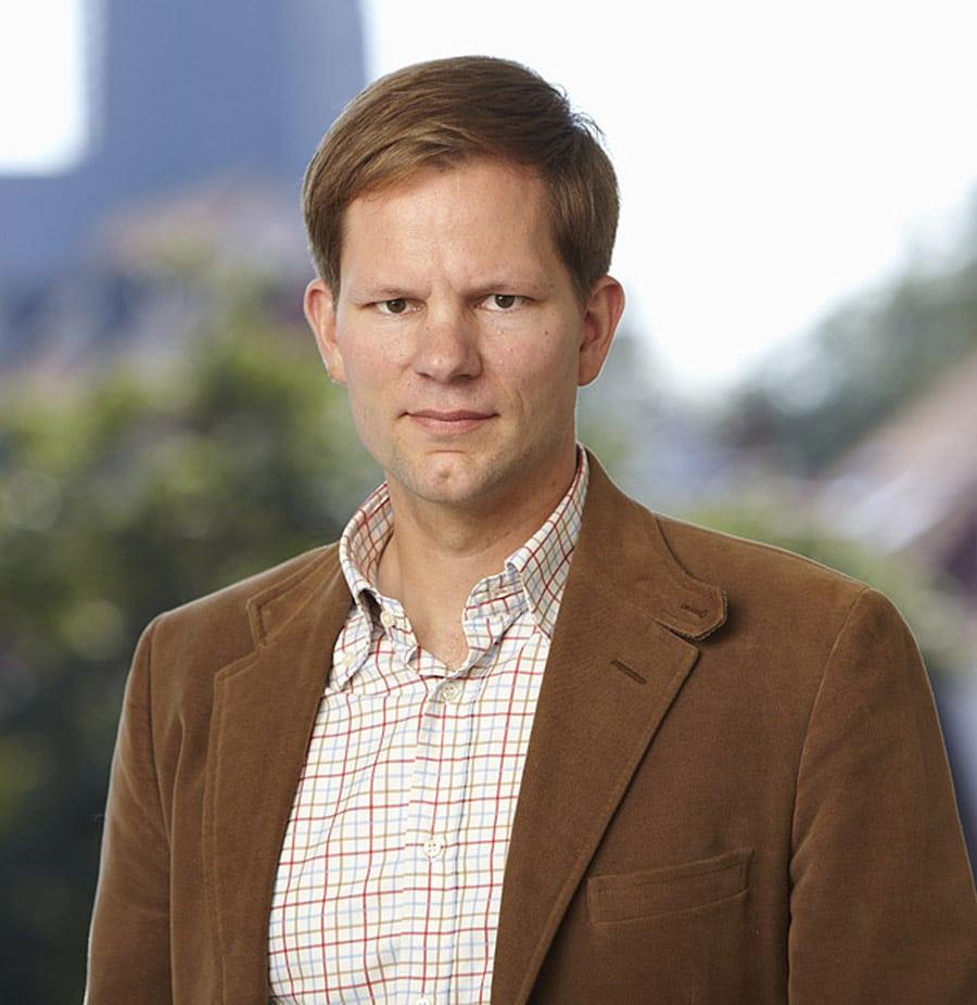 Jens Koch, Redakteur Chronos