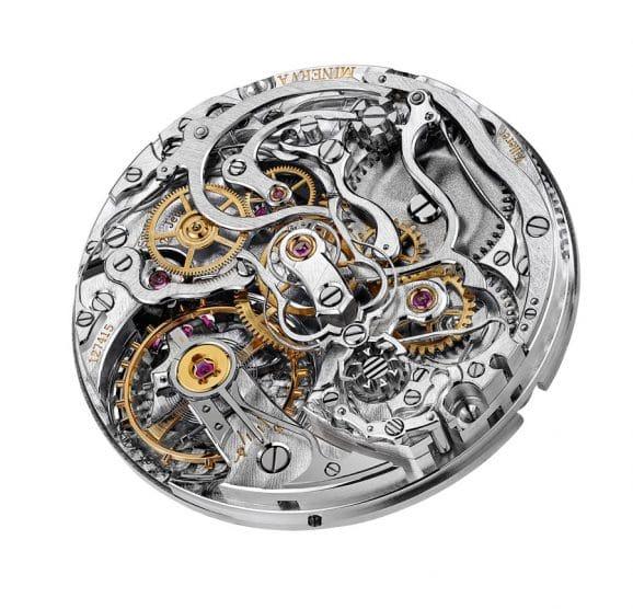 Montblanc: Chronographenkaliber MB M 16.31 mit Schleppzeigerfunktion
