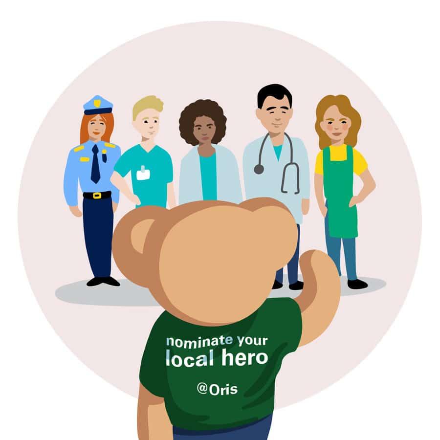 Oris: Local Heroes