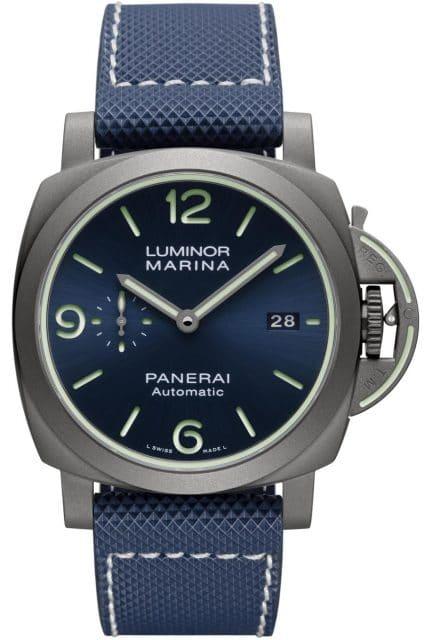Die Panerai Luminor Marina – 44 mm (PAM1117) feiert 70 Jahre Luminor