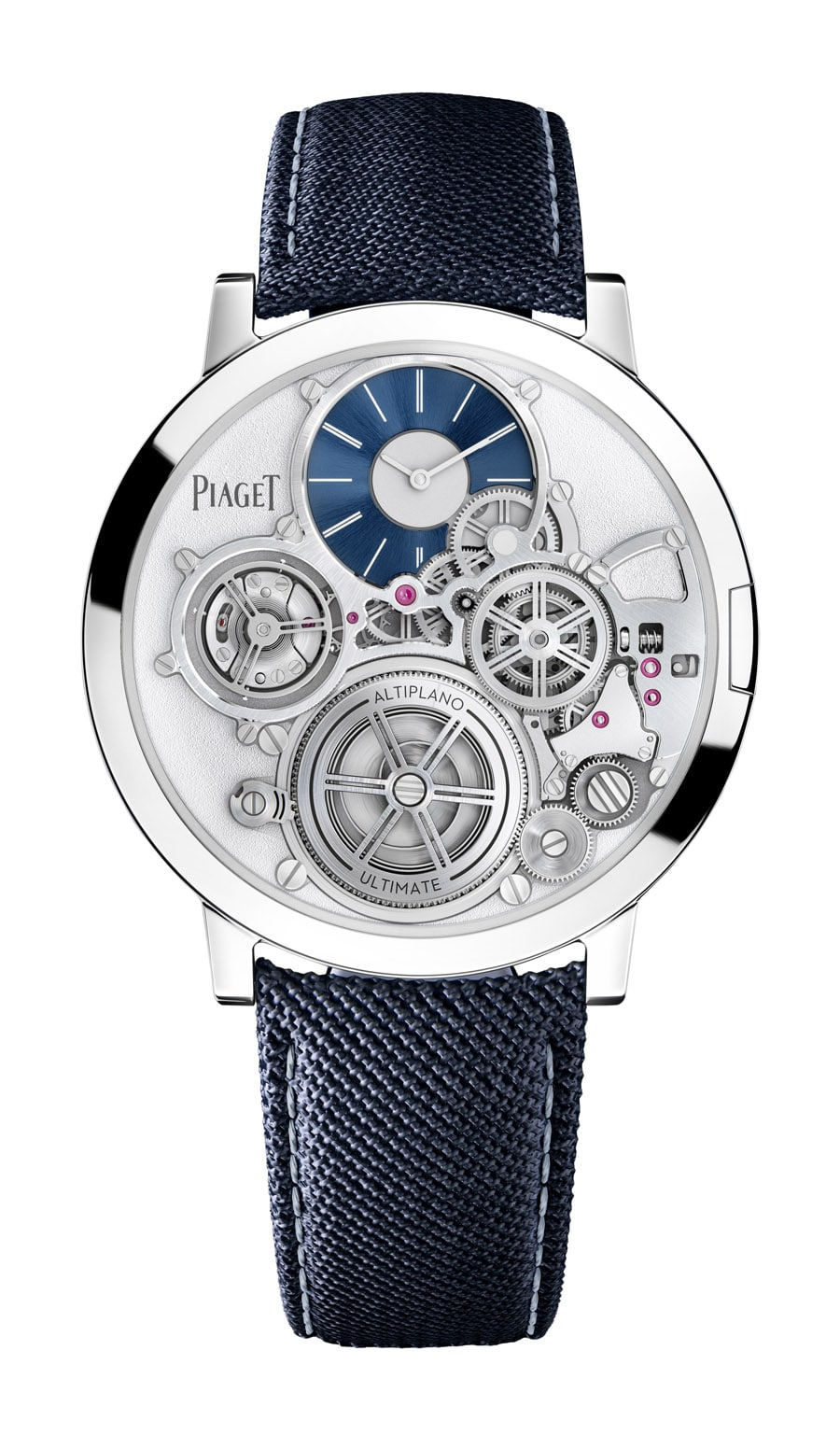 Piaget Altiplano Ultimate Silver