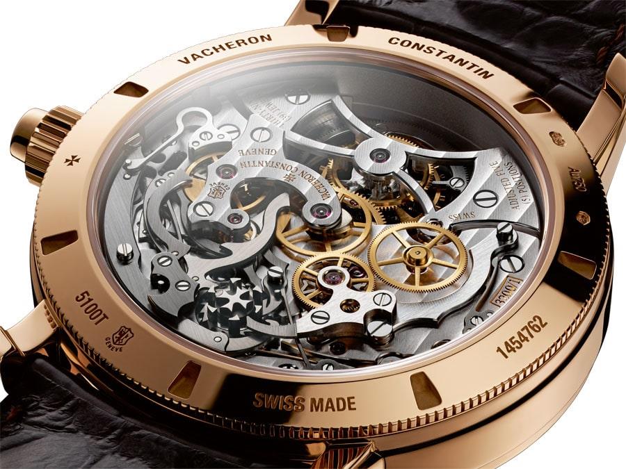 Vacheron Constantin: Traditionnelle Tourbillon Chronograph mit Kaliber 3200