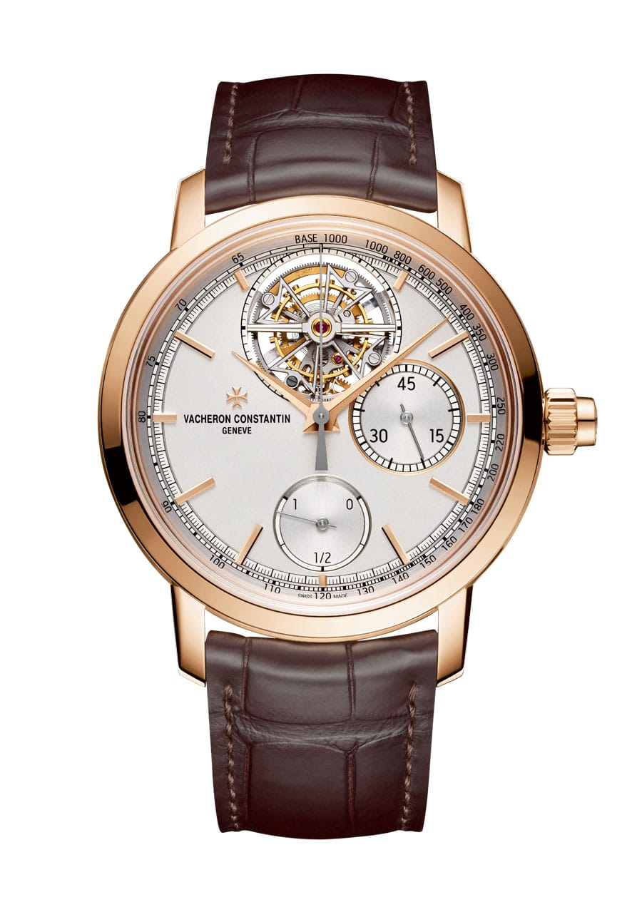 Vacheron Constantin: Traditionnelle Tourbillon Chronograph