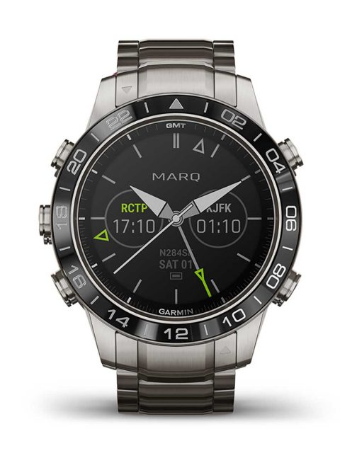 Garmin: Marq Aviator