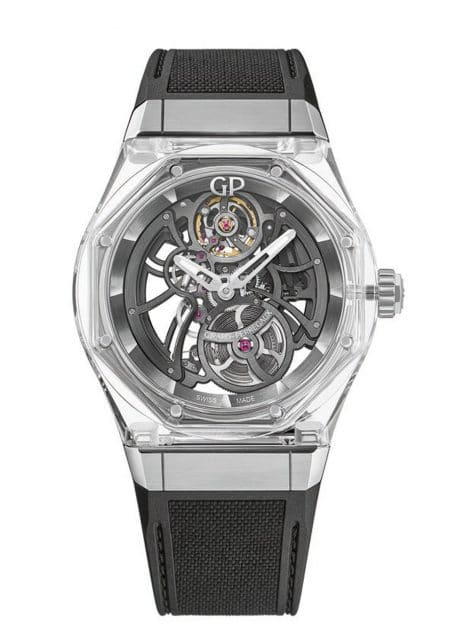 Girard Perregaux: Laureato Absolute Light