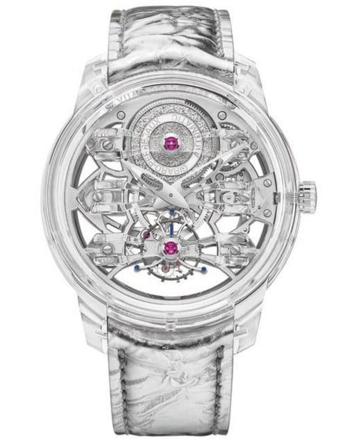 Girard Perregaux: Quasar Light