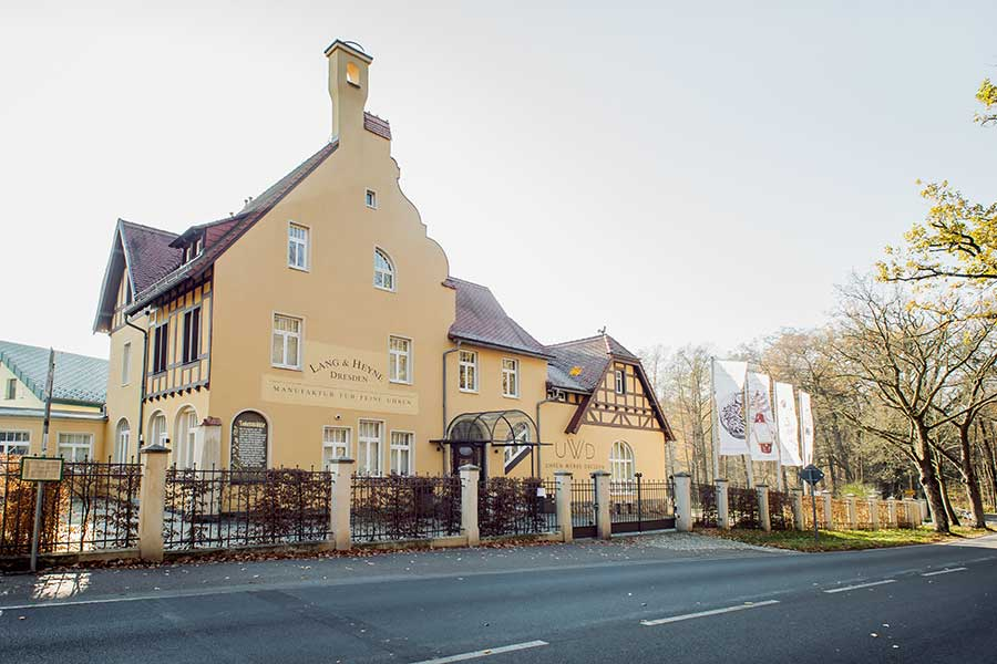 Lang & Heyne: Manufaktur Dresdner Heide