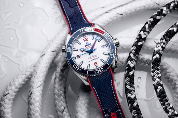 Omega: Seamaster Planet Ocean 36th America's Cup Limited Edition