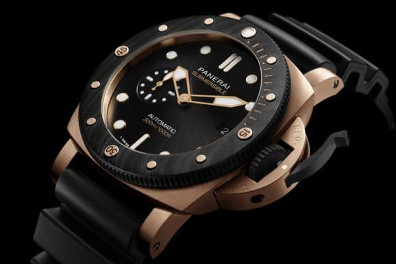 Panerai: Submersible Goldtech Orocarbo 44 mm (PAM01070)