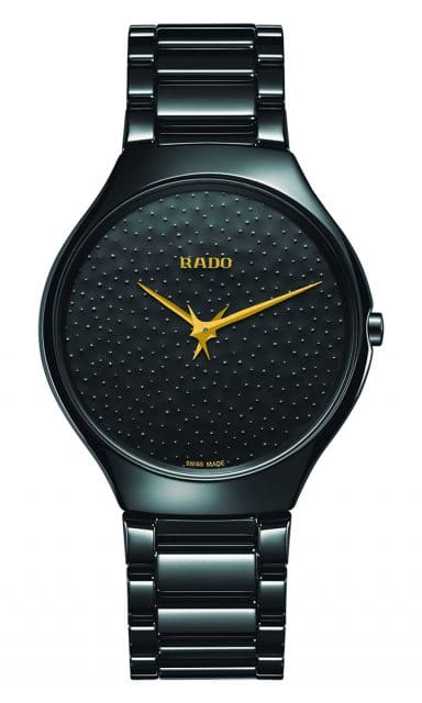 Rado: True Thinline Toge Limited Edition