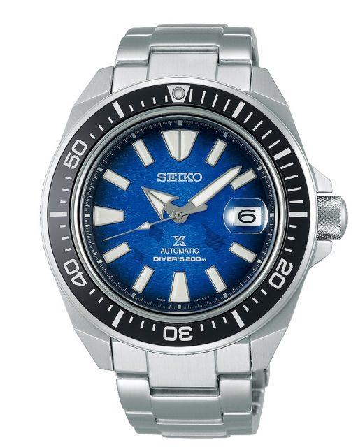 Seiko: Prospex Save the Ocean Automatic Diver's SRPE33K1