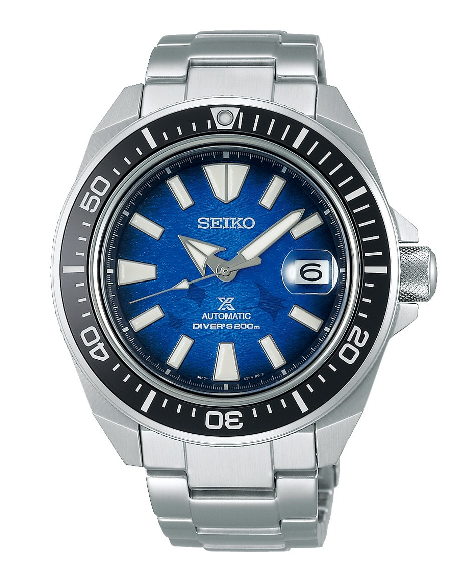 Seiko Prospex Save the Ocean Automatic Diver's SRPE33K1