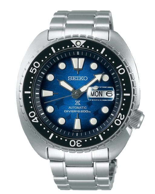Seiko: Prospex Save the Ocean Automatic Diver's SRPE39K1