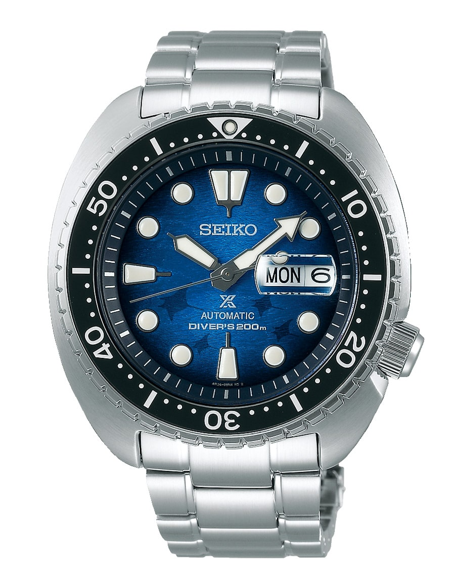 Seiko Prospex Save the Ocean Automatic Diver's SRPE39K1
