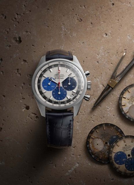 Zenith: Chronomaster Revival Manufacture Edition
