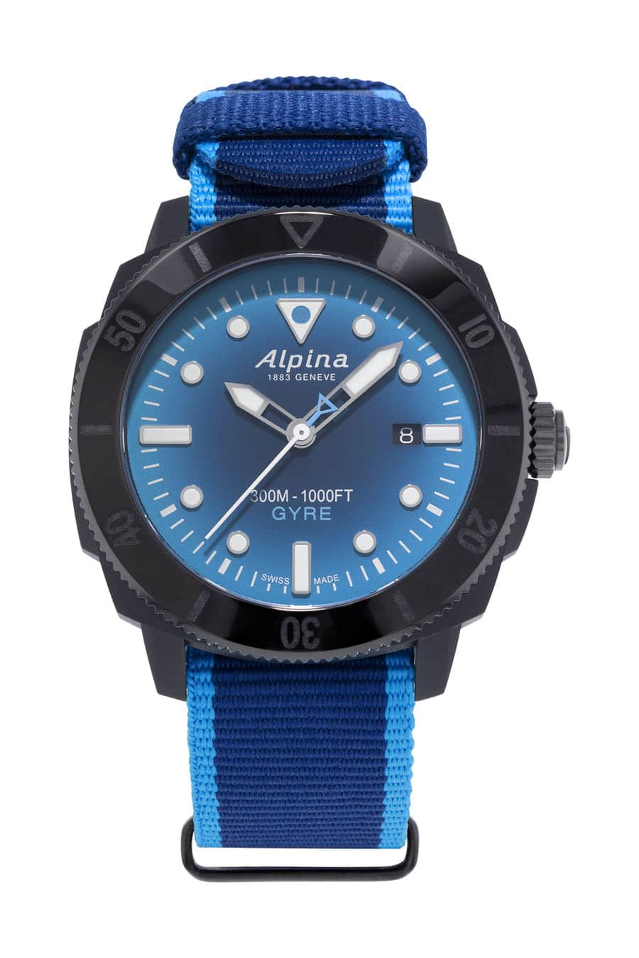 Alpina: Seastrong Diver Gyre Automatic