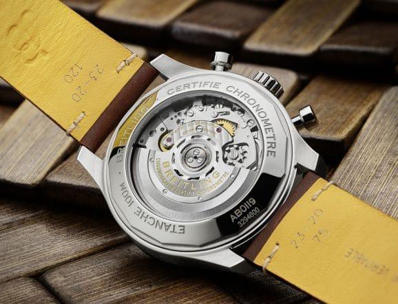 Breitling: Manufaktur-Automatikkaliber B01