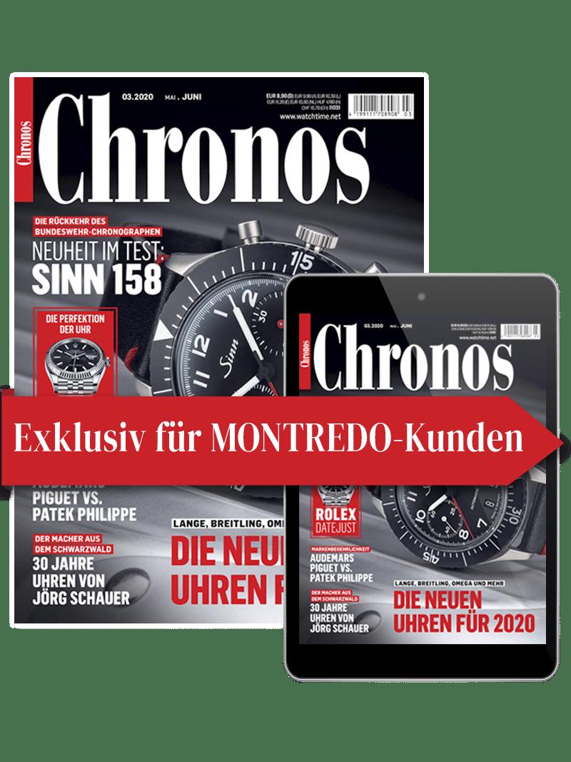 Produkt: Miniabo Chronos Plus für MONTREDO-Kunden