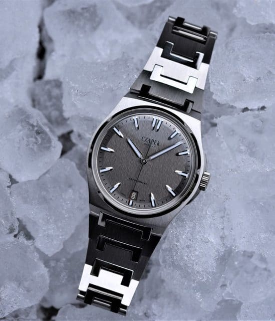 Czapek: Antarctique Limited Edition