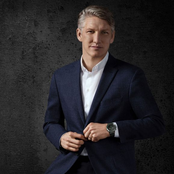 Garmin Marq Ambassador Bastian Schweinsteiger