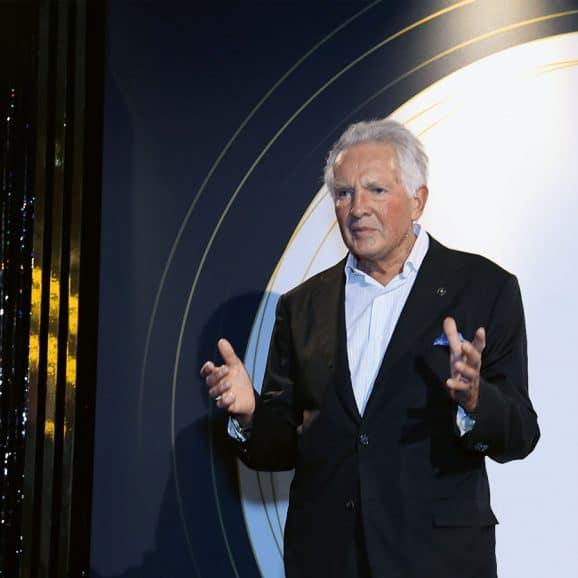 Gerd Ruediger Lang Goldene Unruh 2020
