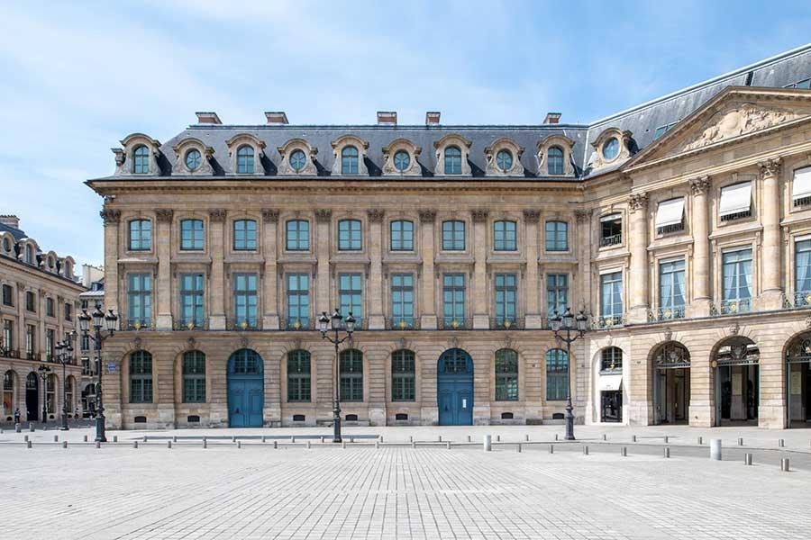 Grand Seiko Boutique Paris Vendôme