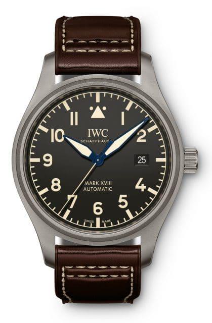 IWC: Pilot's Watch Mark XVIII Heritage