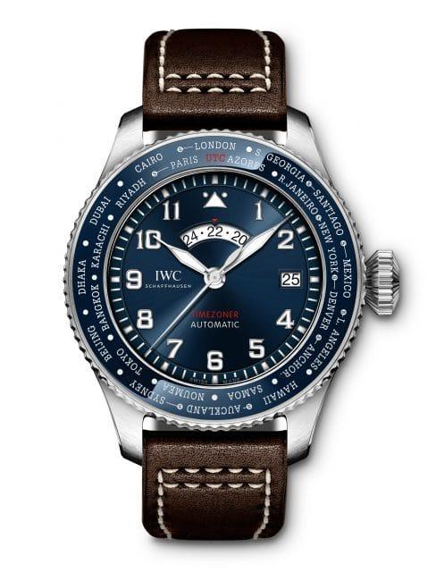 """IWC: Pilot's Watch Timezoner """"Le Petit Prince"""""""