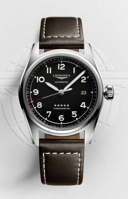 Longines: Spirit Automatik 40 mm
