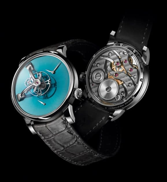 MB&F x H. Moser & Cie. LM101
