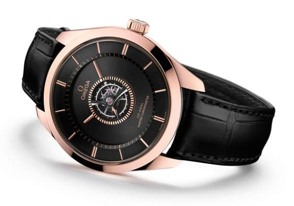Omega: De Ville Tourbillon Numbered Edition