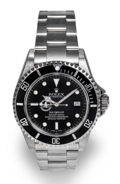 Rolex Oyster Perpetual Sea-Dweller 'Polipetto', Referenz 16600
