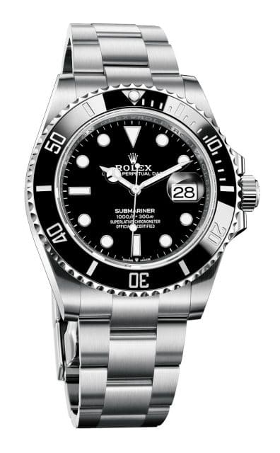 Rolex: Oyster Perpetual Submariner Date, Referenz 126610LN