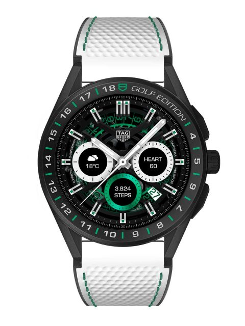 TAG Heuer: Connected Golf Edition