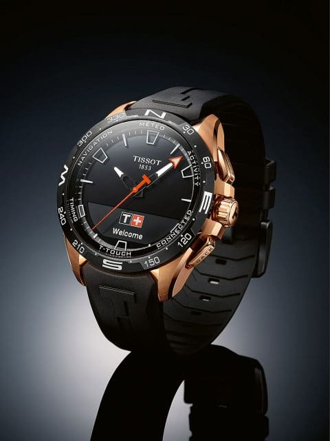 Tissot: T-Touch Connect Solar