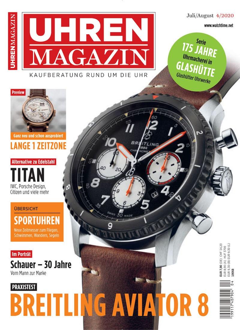 Produkt: UHREN-MAGAZIN 4/2020 Digital