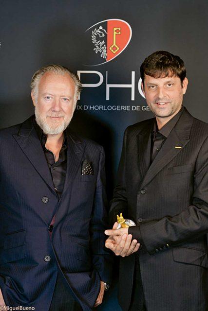 Urwerk Project-AMC Preisgekrönt
