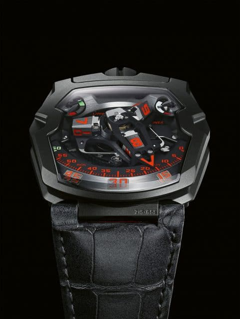 Urwerk: UR-210 Final