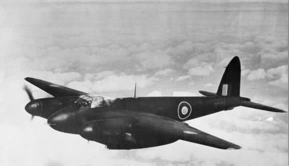 Flugzeug de Havilland Mosquito