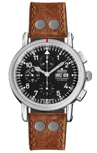 Aristo Fliegerchronograph 3H196MS