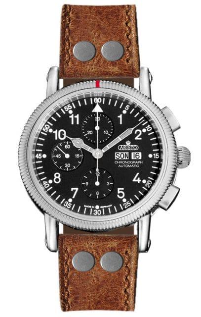 Aristo Fliegerchronograph 3H196MS