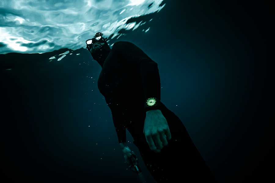 Bell & Ross BR03 Diver Full Lum GP7A7173 Taucheruhrenspecial 2020