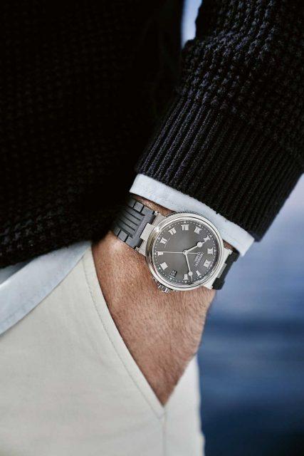 Breguet Marine Wrist-shot