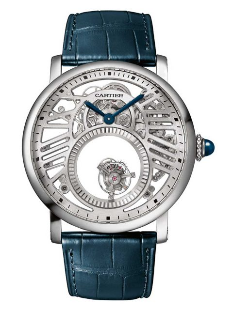 Cartier: Rotonde de Cartier double tourbillion