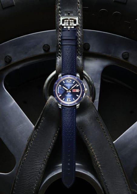 Chopard: Mille Miglia GTS Azzurro Power Control