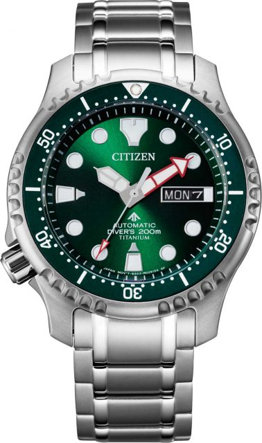 Citizen NY0100 50XE Taucheruhrenspecial 2020