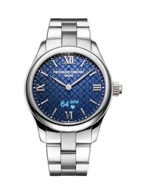 Frederique Constant: Smartwatch Vitality