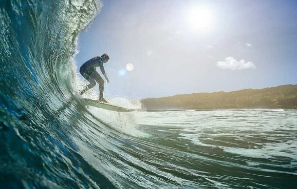 Garmin: Instinct Solar Surf